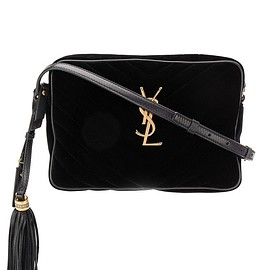 Image 1 of Saint Laurent YSL Lou crossbody bag