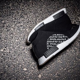 adidas originals, UNITED ARROWS & SONS, MIKITYPE - NMD City Sock adidas Originals x UNITED ARROWS & SONS x MIKITYPE