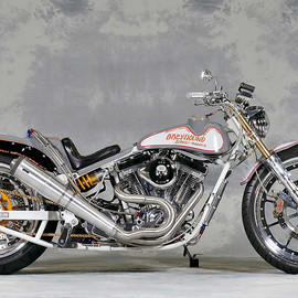 Harley-Davidson - 1992 FXSTC HOT-DOCK CUSTOM CYCLES