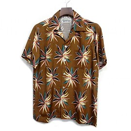 WACKO MARIA - Tropical Flower Aloha Shirt