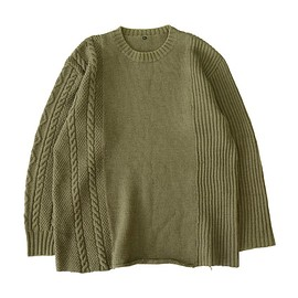 UNDERCOVER - Exchange Mix Knit 1998-99