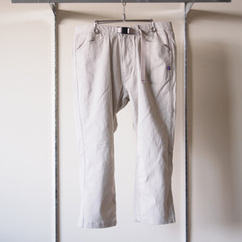 THE NORTH FACE PURPLE LABEL - 4/5 Stretch Climbing Pants #beige