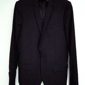 DIOR HOMME - 10S/S Snap Button Jacket