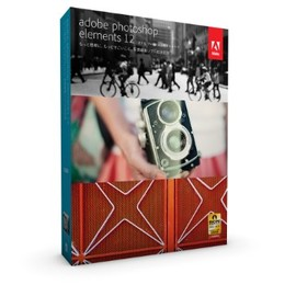 Adobe - Adobe Photoshop Elements 12 Windows/Macintosh版