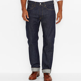 Levi's - Made In the USA 501 Selvedge Jeans  00501-1995