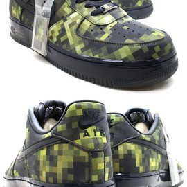 "NIKE - AIR FORCE1SUPREME MAX AIR ""1WORLD""GORE-TEXer NITRAID"