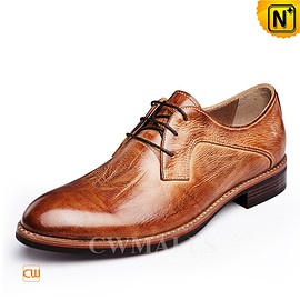 CWMALLS - CWMALLS® Mens Leather Dress Oxfords CW716247