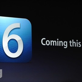 Apple - iOS 6