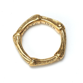 Tiffany & Co. - Gold Bamboo Ring