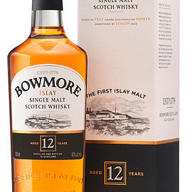 BOWMORE - BOWMORE AGWD 12 YEARS