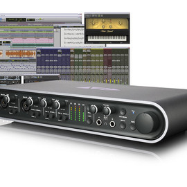 ProTools 10 Software & ProTools HDX Card
