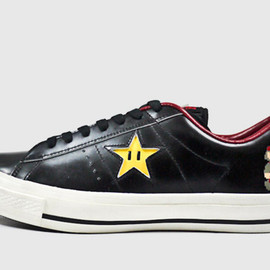 Converse - Converse One Star Super Mario Bros. OX Sneakers