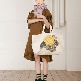 mother - ◇Old rose totebag