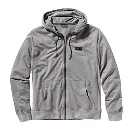 patagonia - Patagonia Men's Lightweight Full-Zip Hoody - Feather Grey FEA