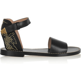 Chloé - Studded leather sandals