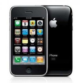 Apple - iPhone 3GS 32GB Black
