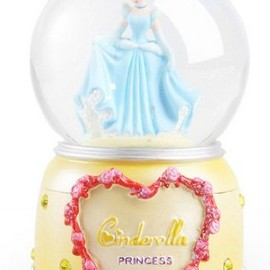 City Block Disney Princess Cinderella Jewelry Box