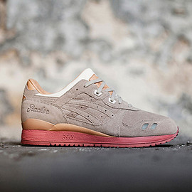 asics - ASICS X PACKER SHOES GEL LYTE III DIRTY BUCK