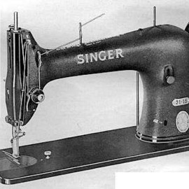 SINGER - 31-15 tailor's sewing machine