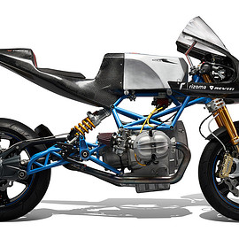 Kolb Machine Inc. - 310-pound  BMW R90/6 racer