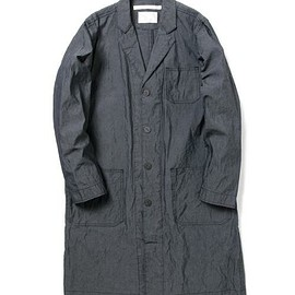 White Mountaineering - COTTON NYLON WEATHER GOWN
