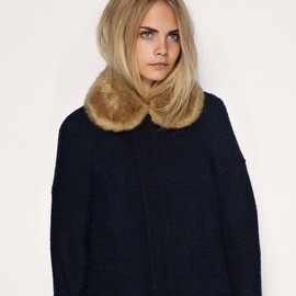 cute coat/wz cara