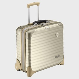 RIMOWA - RIMOWA Lufthansa Private Jet Collection Business Trolley