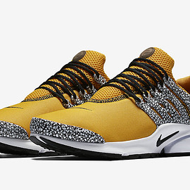 NIKE - Air Presto - University Gold/Black/White
