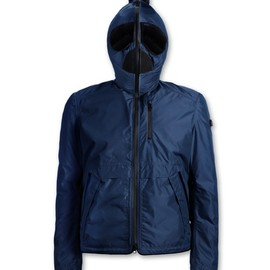AI - Riders On The Storm - Down jacket∔detachable