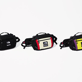 Supreme, THE NORTH FACE - Expedition Waist Bag