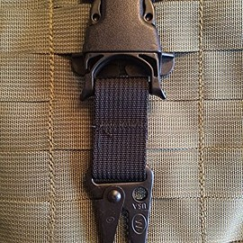 Pantel Tactical - Every Which Way Buckle - Black