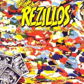 THE REZILLOS - CAN'T STAND THE REZILLOS