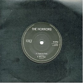 The Horrors - Count in Fives [7 inch Analog]
