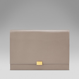 SMYTHSON - Grosvenor collection large clutch