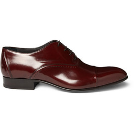 Lanvin  - Oxford Leather Brogues
