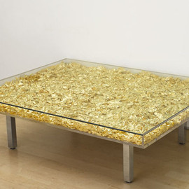 Yves Klein - Table Or