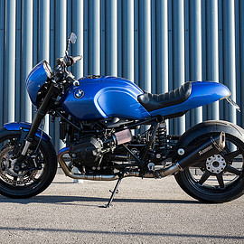 Kevils Speed Shop - Justin's BMW R nineT