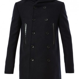 balenciaga - Balenciaga Double-breasted coat