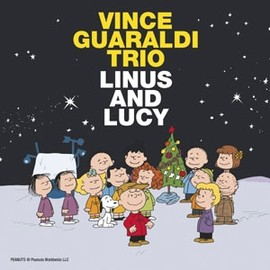 VINCE GUARALDI - LINUS-LUCY 7inch