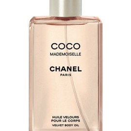 CHANEL - COCO MADMOISELLE VELVET BODY OIL
