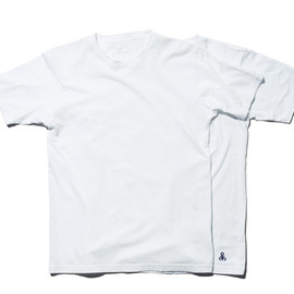 SOPHNET. - 3 PACKS CREW NECK CUT&SEWN