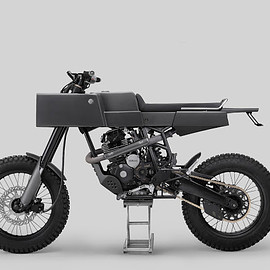 YAMAHA - Scorpio – Thrive Motorcycles