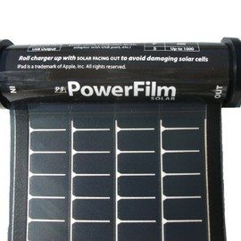 PowerFilm - パワーフィルム PowerFilm USB Mini Rollup 2400mA