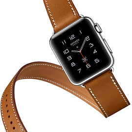 Hermès, Apple - WATCH Hermès: Double Tour