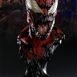 Sideshow Collectibles - Carnage Life-Size Bust