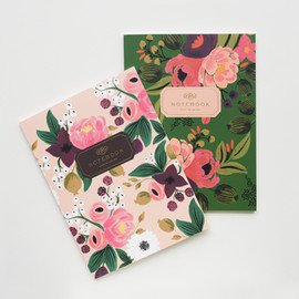 Rifle Paper Co - Vintage Blossom Notebook Set