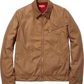 Supreme - workers jacket