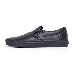 VANS - CLASSIC SLIP-ON BLACK