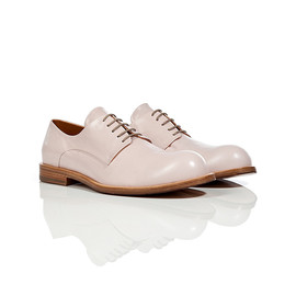 JIL SANDER - leather derbys