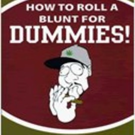 R. Prince - How to Roll a Blunt for Dummies!: The Only Book With a Designated Area to Break Down Your Weed!